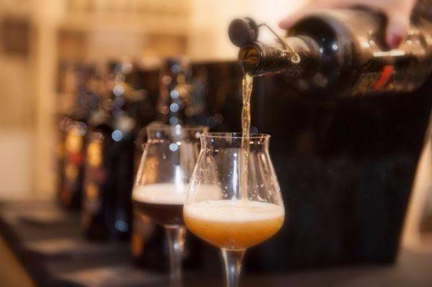 Corso di degustazione birra base UDB al Gambero Rosso