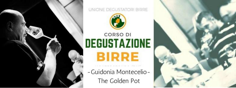 Corso Unione Degustatori Birra Guidonia Montecelio