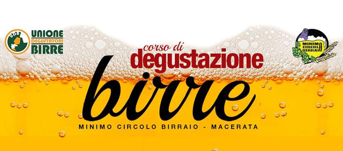 Corso Degustazione Birra Artigianale a Macerata