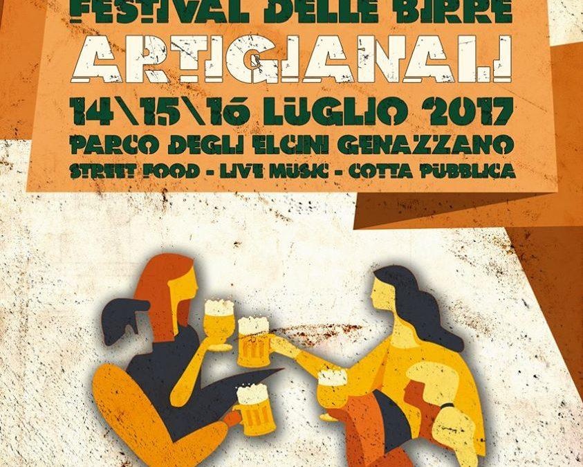 Genazzano 14-15-16 luglio Festival delle birre artigianali e UDB